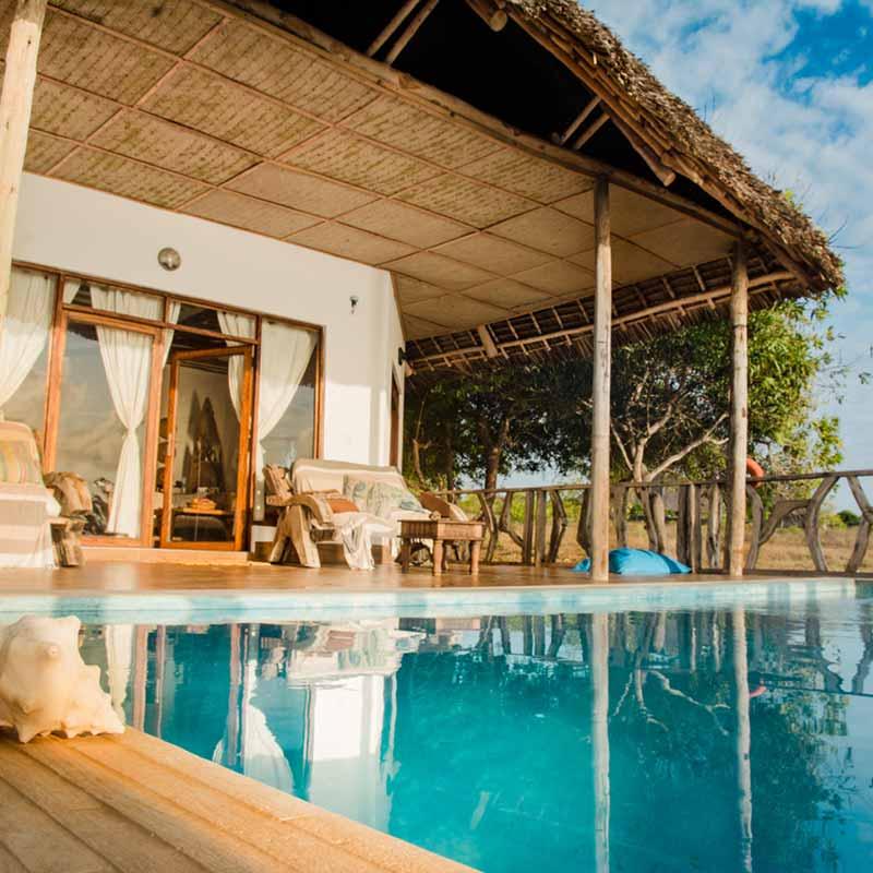 Zi Beach Cottage Zanzibar Holiday Package