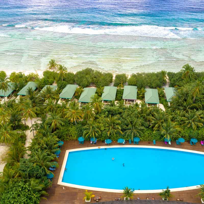 Canareef Resorts Maldives Sunset Villa 7 Nights