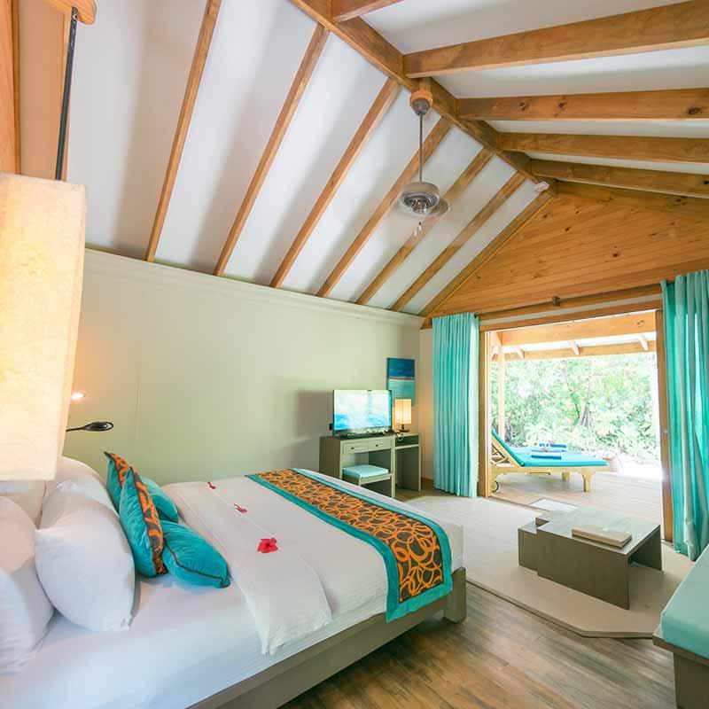 Canareef Resort Maldives Sunrise Villa 7 Nights