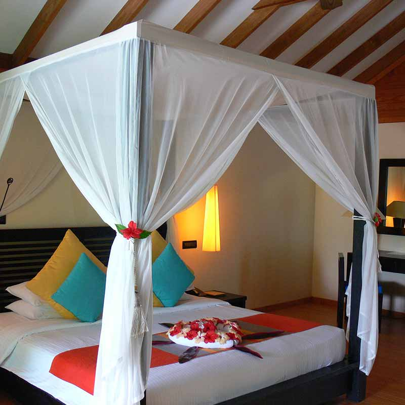 Canareef Resorts Jacuzzi Villa Maldives Holiday Package